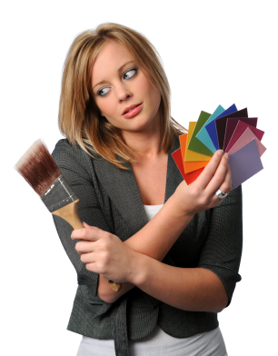 Having trouble choosing the right colours? Wow Painting and Decorating can take the hassle out of painting for you.